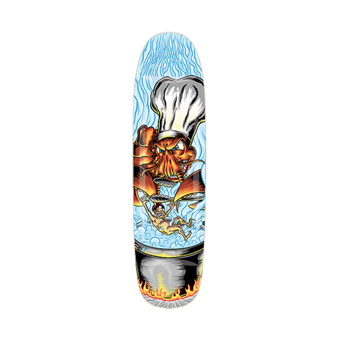 Payback Lobster skateboard deck