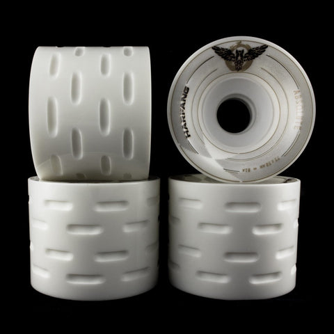 Harfang Absolute 73mm Stage 4 longboard rain wheels