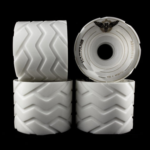 Harfang Absolute 73mm Stage 5 longboard rain wheels