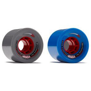 Hawgs Rocket 63mm longboard wheels