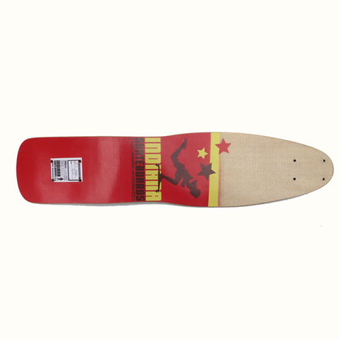 Indiana S-shape 70cm slalom racing deck