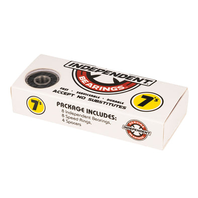 Independent 7s skateboard bearings (ABEC 7)