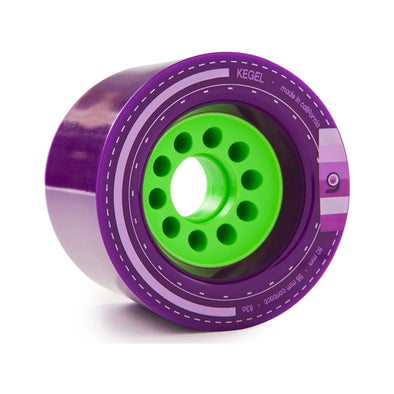 Orangatang Kegel 80mm 83a longboard wheels