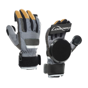 Loaded Freeride Gloves V7 for longboard sliding