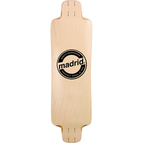 Madrid Circuit Breaker longboard deck