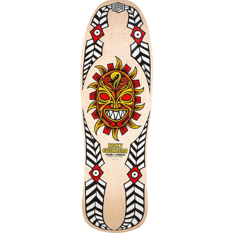 Powell Peralta Nicky Guerrero Mask skateboard deck