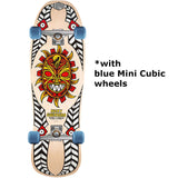 Powell Peralta Nicky Guerrero Mask skateboard complete