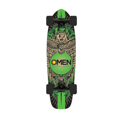 Omen Memory Screen mini cruiser complete