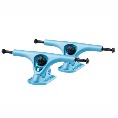 Paris 180mm Blue Macaron 50° longboard trucks