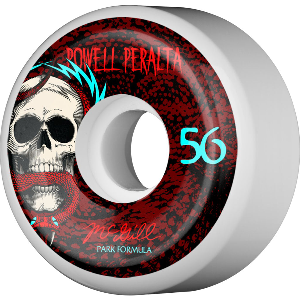 Powell Peralta McGill Snake PF 56mm skateboard wheels