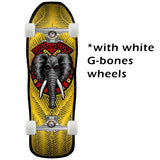 Powell Peralta Mike Vallely skateboard complete