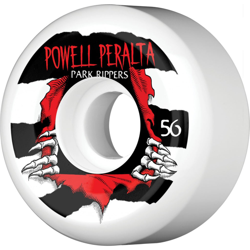 Powell Peralta Park Ripper 56mm skateboard wheel