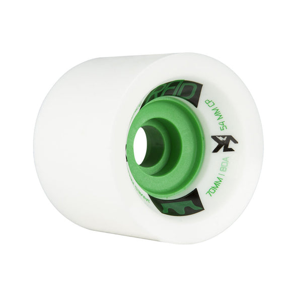 RAD Influence James Kelly Pro 70mm 80a longboard wheels