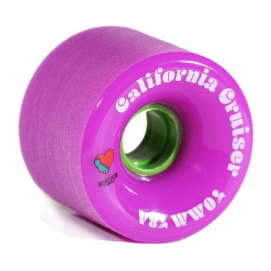 Remember Collective California Cruisers 70mm 78a Pink longboard wheel