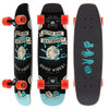Sector 9 Roshambo Bat Ray mini cruiser