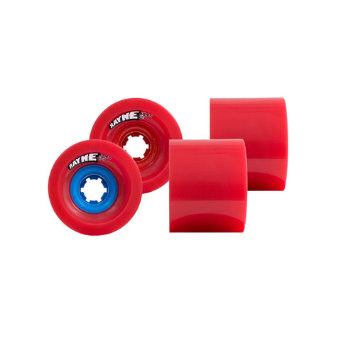 Rayne Lust Centerset 70mm longboard wheels