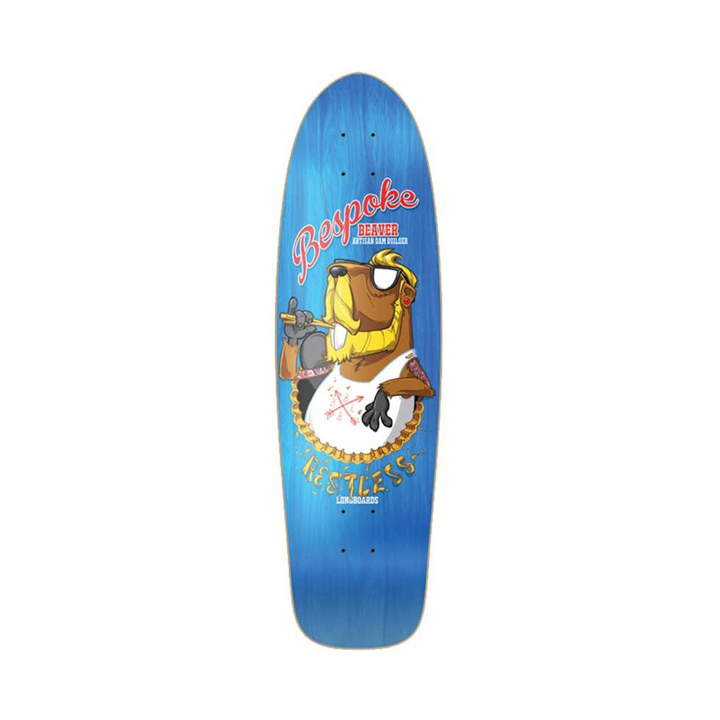 "Restless Rocksteady Beaver 30"" longboard deck"