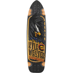"Road Riders 37"" Wester Born Free longboard deck"