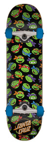 Santa Cruz Teenage Ninja Mutant Turtles 7.75 inch skateboard complete
