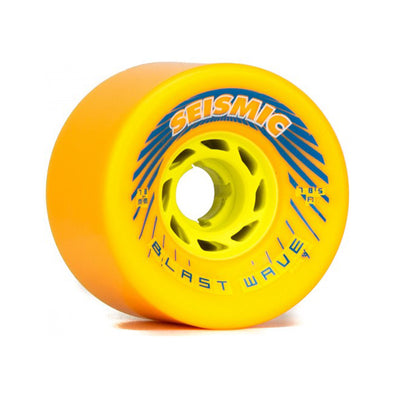 Seismic Blast Wave 78mm 77a Mango longboard wheels