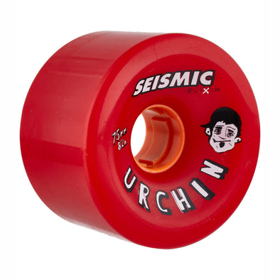 Seismic Urchin 75mm 82a freeride wheels
