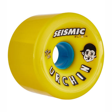Seismic Urchin 75mm 80a freeride wheels