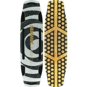 "Seismic Skate Codex 37.5"" longboard deck"