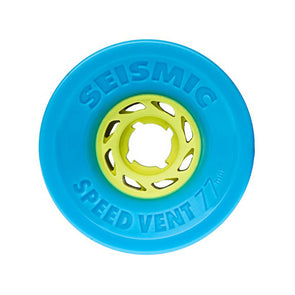 Seismic Speed Vent 77mm 80a longboard wheels