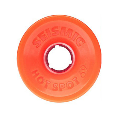 Seismic Hot Spot 69mm 78a BlackOps formula longboard wheels