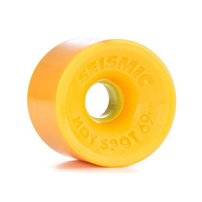 Seismic Hot Spot 69mm 78.5a Defcon formula longboard wheels
