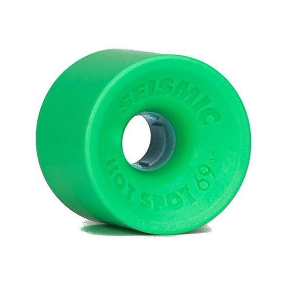 Seismic Hot Spot 69mm 80a Defcon formula longboard wheels