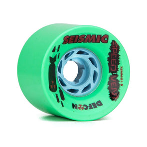 Seismic Speed Vent 73mm 81.5a Defcon formula longboard wheels