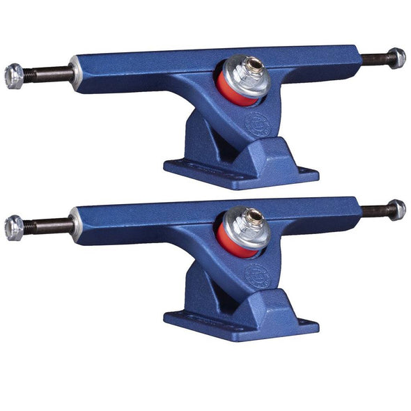 Caliber II Forty Four 184mm Stone Sapphire blue longboard trucks