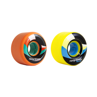 Hawgs Street 62mm longboard wheels