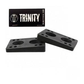 Trinity Wedge Risers