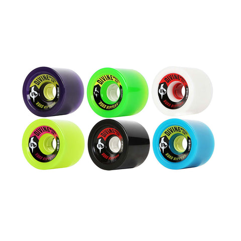 Divine Road Rippers 70mm longboard wheels