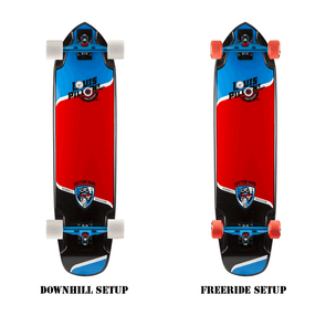 Sector 9 Louis Pilloni Pro personal favourite longboard setup