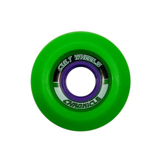 Cult Chronical 65mm 78a longboard slide wheels