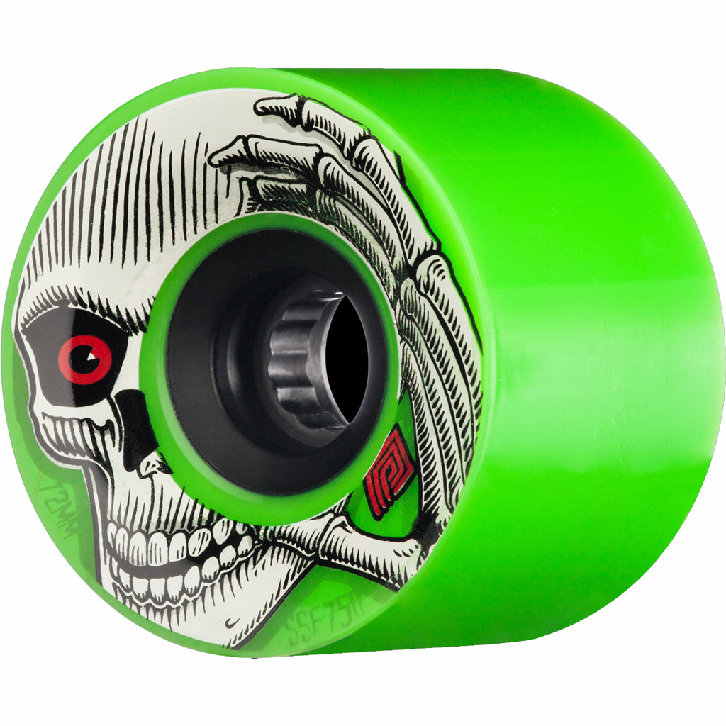 Powell Peralta Pro Kevin Reimer 72mm Downhill Race Wheel