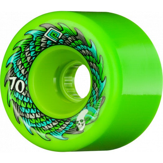 Powell Peralta Scales 70mm Soft Slide Offset longboard wheels
