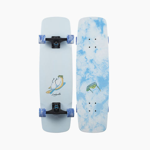 "Landyachtz Wreck Tangle 31"" mini cruiser"