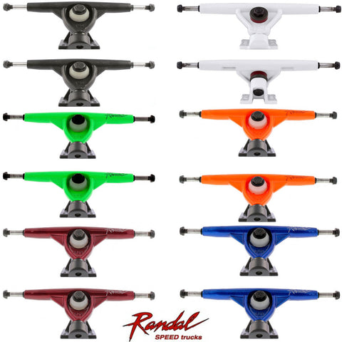 Randal R-II 180mm 50 degree longboard trucks