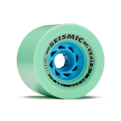 Seismic Alpha 80.5mm x 61mm 78a Mint downhill wheels