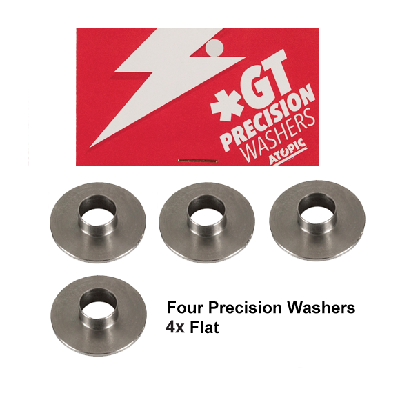 Atopic GT Precision Freeriding kit (packet of 4)