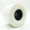 Boa Constrictor 100mm 83a White electric skateboard wheels