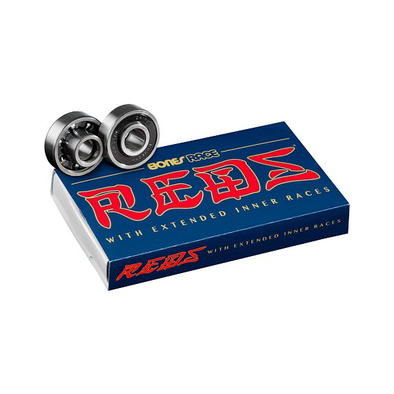 Bones Race Reds skateboard skateboard bearings
