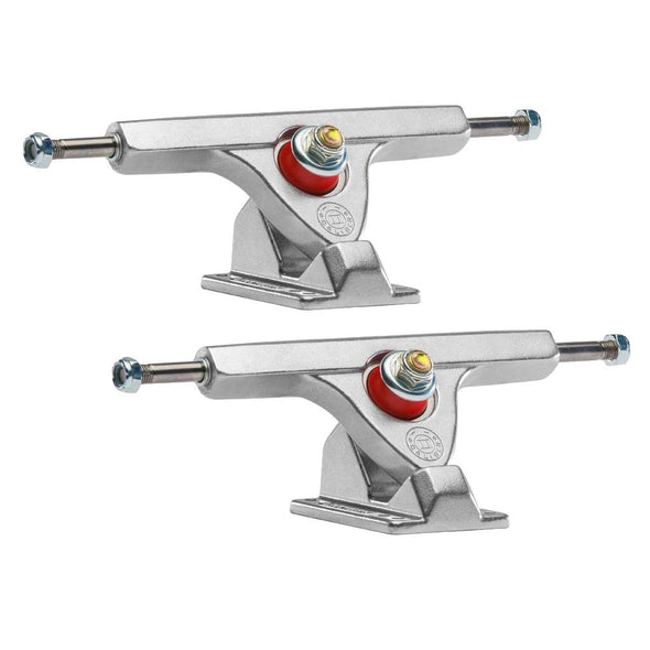Caliber II Fifty 160mm 9 inch axle silver longboard trucks