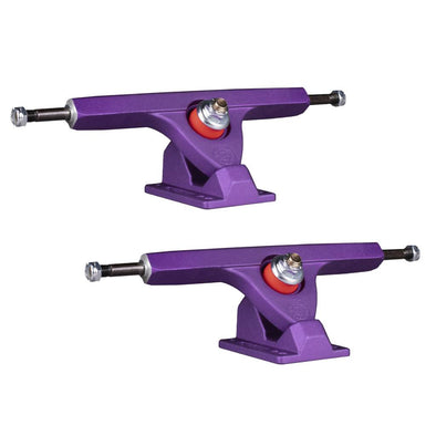 Caliber II Fifty 184mm Plum longboard trucks