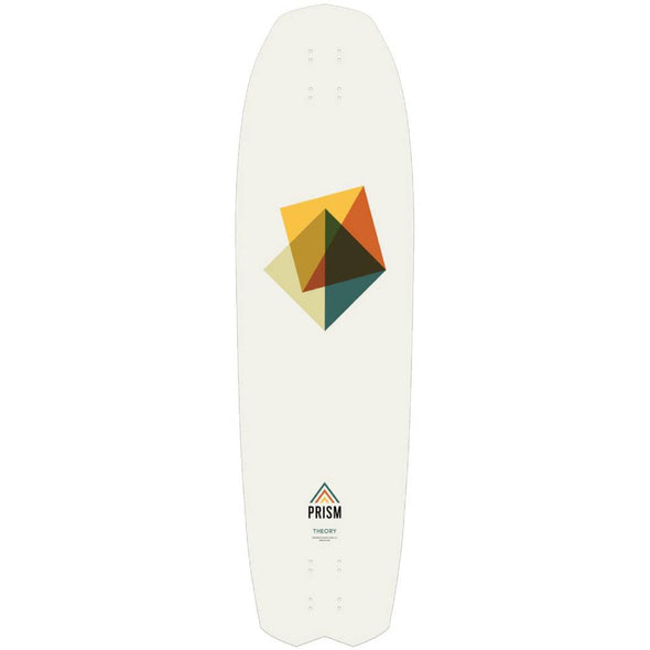 Prism Theory V1 downhill freeride deck