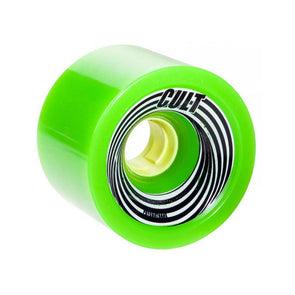 Cult 72mm Psychothane 83a Zilla longboard wheels